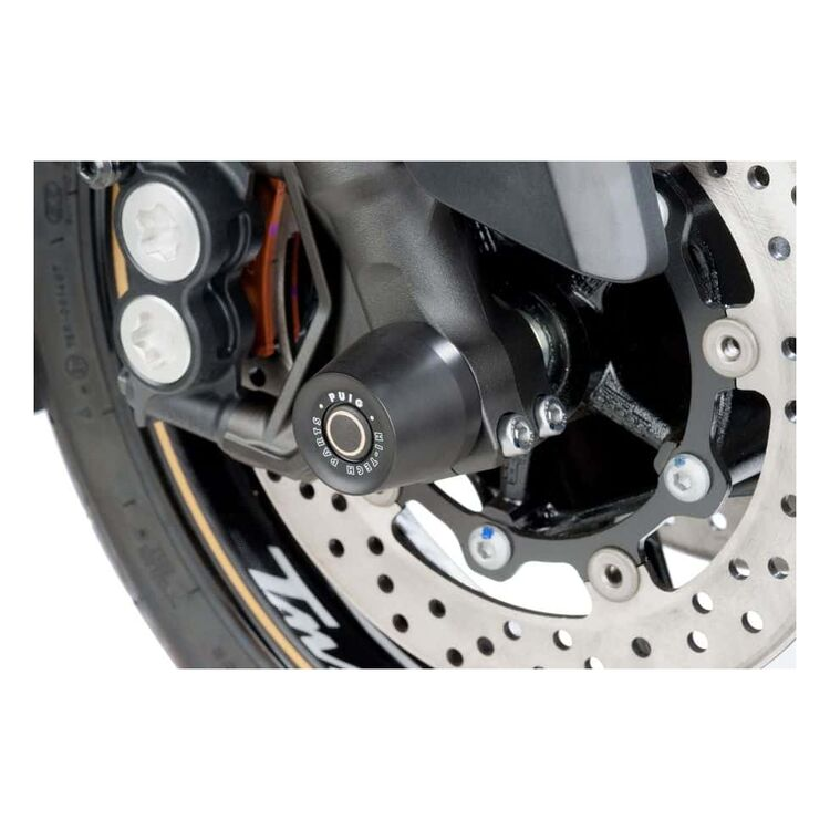 Puig Axle Sliders Front Ducati Panigale V4 / Streetfighter V4