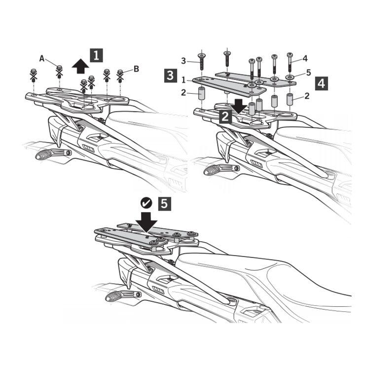 Premium/Select Luggage Grid