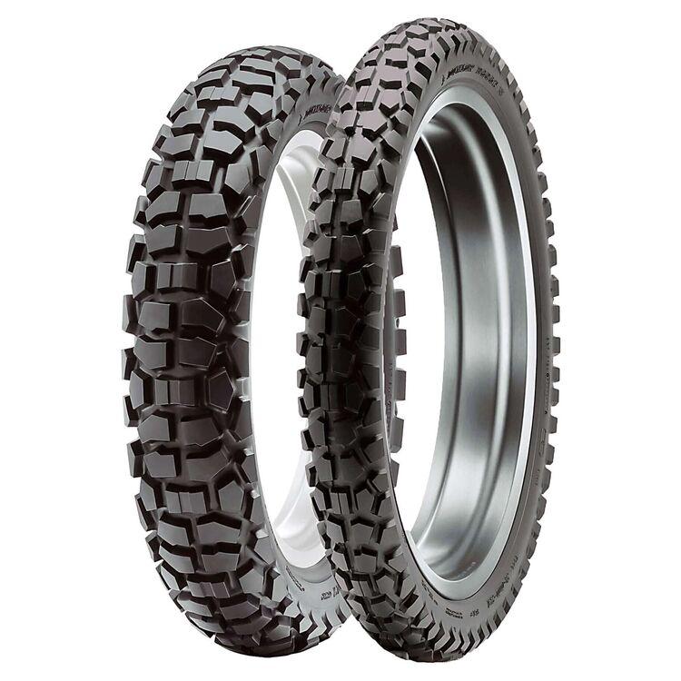 Dunlop D605 Dual Sport Tires