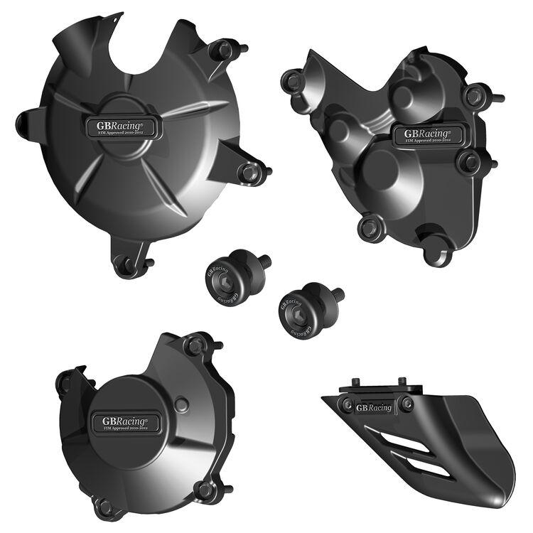 GB Racing Protection Bundle Kawasaki ZX636 2013-2019
