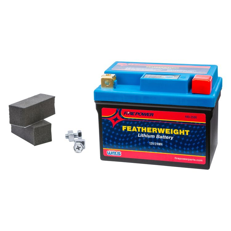 Fire Power Featherweight Lithium Battery HJTZ5S-FP-IL [Previously Installed]
