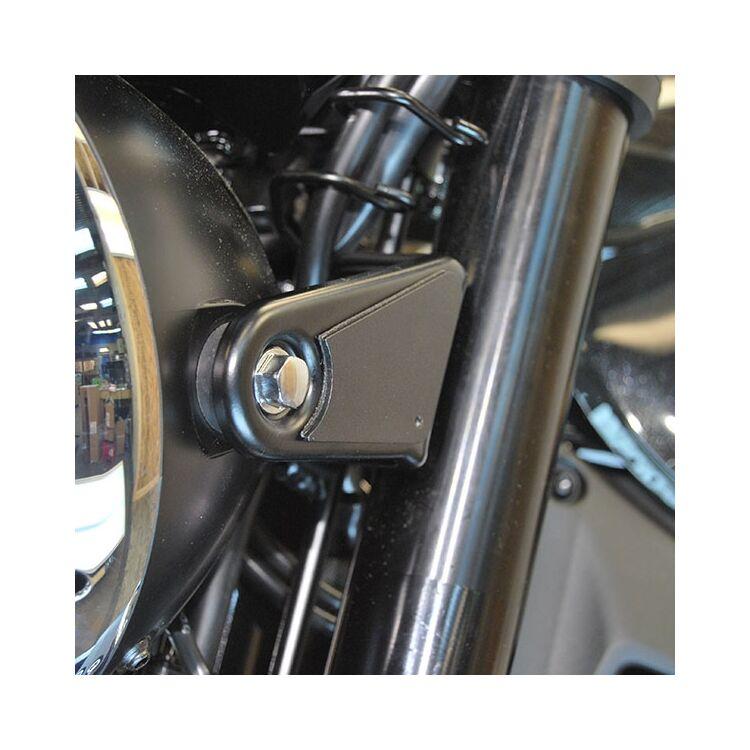 New Rage Cycles Turn Signal Block Off Plates Kawasaki Z900RS / Cafe 2018-2021