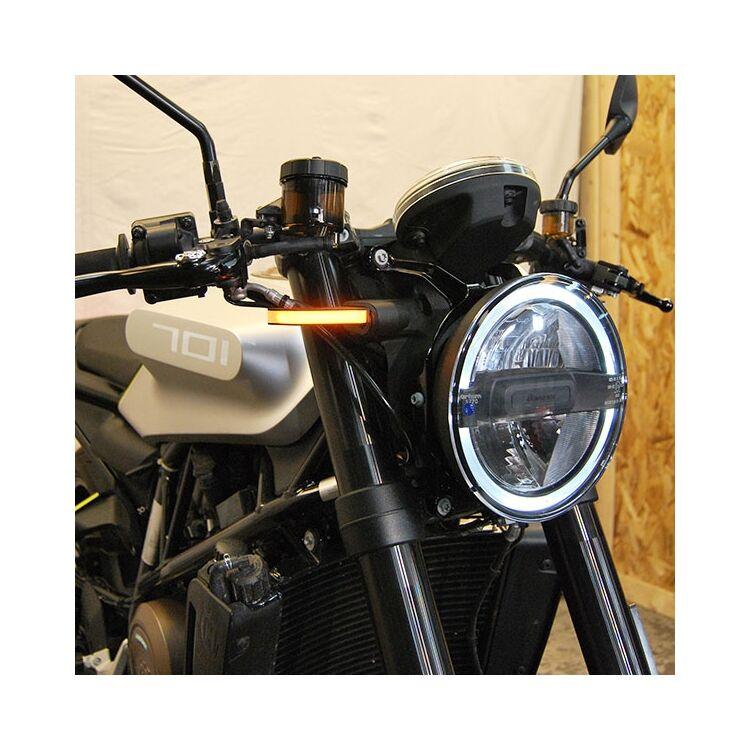 New Rage Cycles LED Front Turn Signals Husqvarna Vitpilen 701 2018-2019