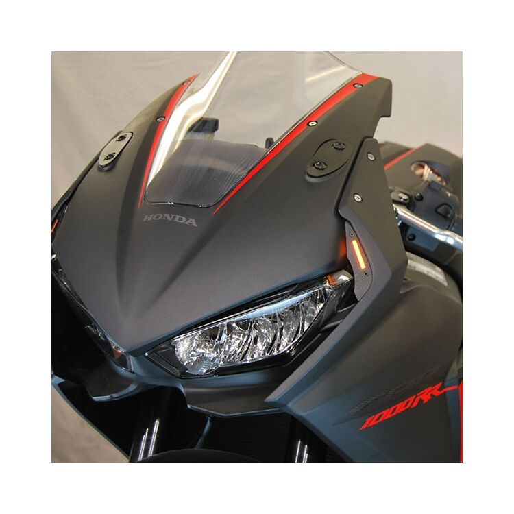 New Rage Cycles LED Front Turn Signals Honda CBR1000RR 2017-2019