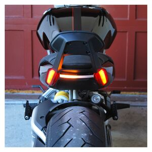 New Rage Cycles Rear LED Turn Signals Ducati XDiavel / S 2016-2020