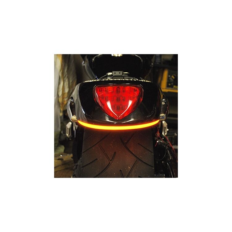 New Rage Cycles LED Rear Turn Signals Suzuki M109R 2006-2019