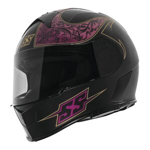 Speed and Strength SS900 Scrolls Helmet (XL and 2XL)