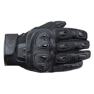 Sedici Bruno Gloves Black / LG [Demo - Good]