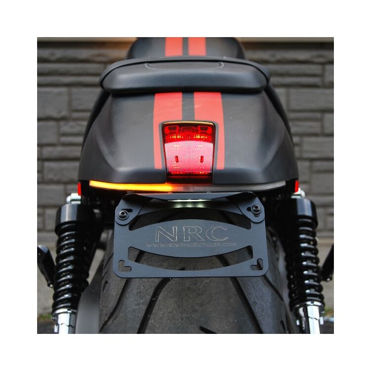 New Rage Cycles LED Fender Eliminator For Harley V-Rod 2012-2017