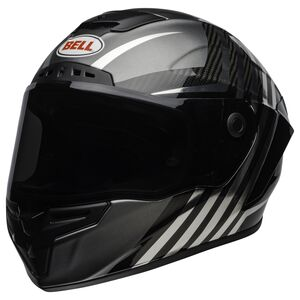 Bell Race Star Flex DLX Chrome Helmet