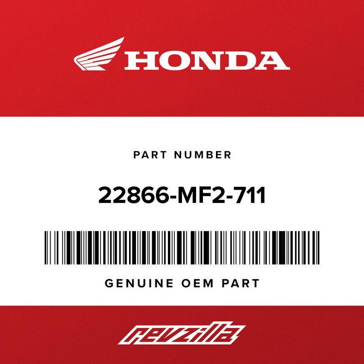 Honda SCREW, BLEEDER 22866-MF2-711