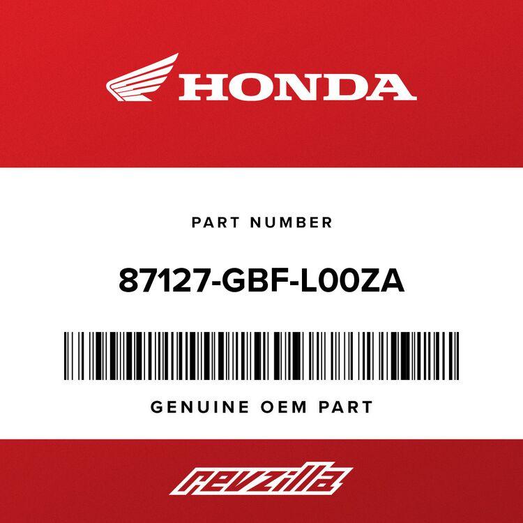 Honda MARK, L. TANK SHROUD (TYPE1) 87127-GBF-L00ZA
