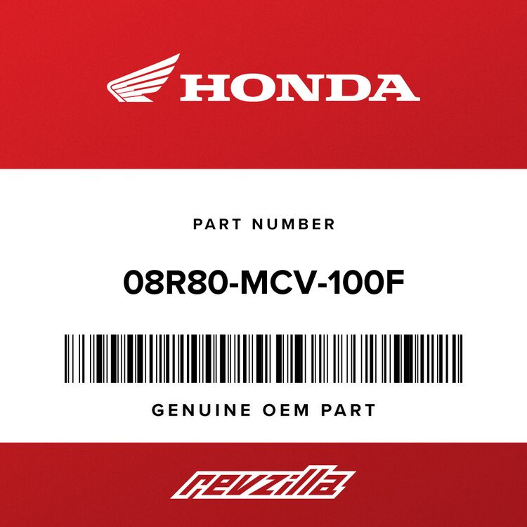 Honda WINDSHIELD BLVD MOUNT KIT (NEO-RETRO) 08R80-MCV-100F
