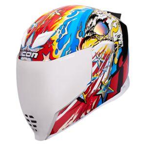 Icon Airflite Freedom Spitter Helmet