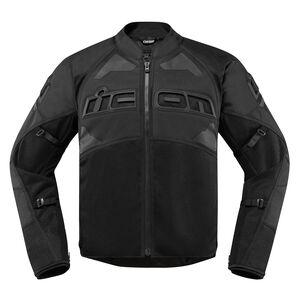 Icon Contra 2 Jacket Stealth Black / 2XL [Demo - Good]
