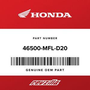 Honda 46500-Mfl-D20 Pedal, Rr. Brake