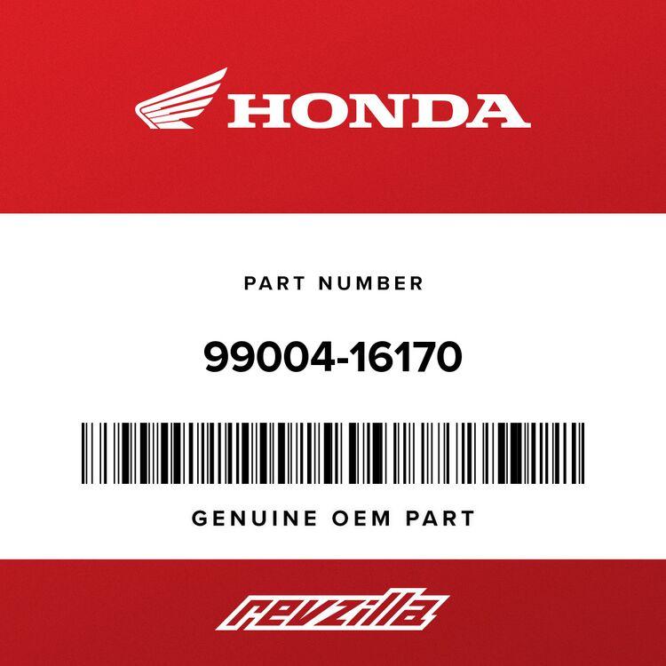 Honda WRENCH, BOX (P16X17) 99004-16170