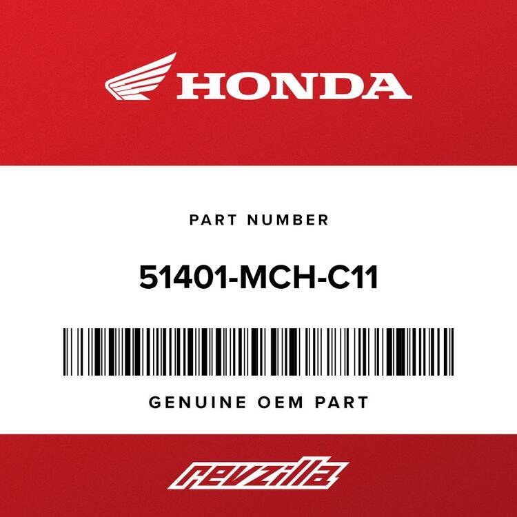 Honda SPRING, FR. FORK 51401-MCH-C11