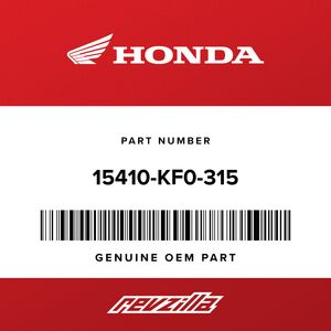 Honda Oil Filter 15410-KF0-315
