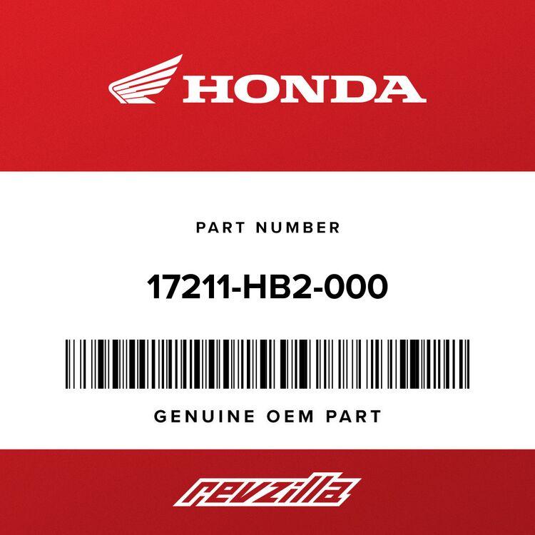 Honda ELEMENT, AIR CLEANER 17211-HB2-000