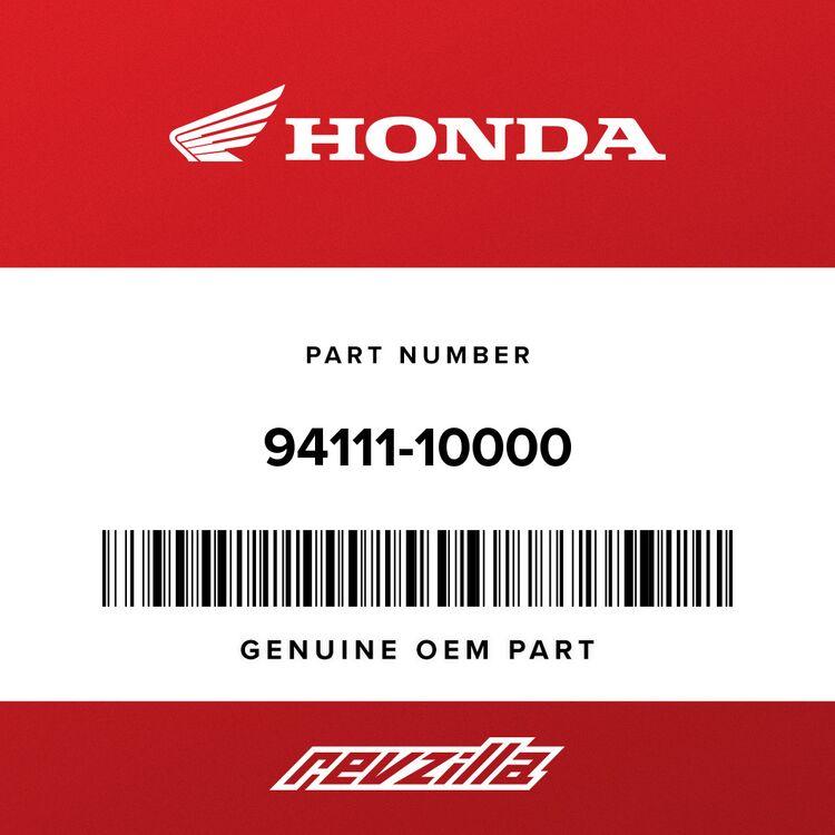 Honda WASHER, SPRING (10MM) 94111-10000