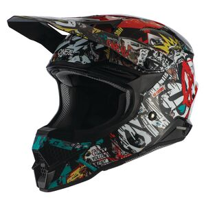 O'Neal 3 Series Rancid Helmet
