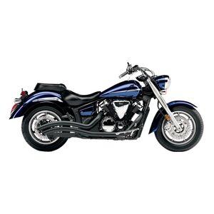 Cobra Speedster Swept Exhaust Yamaha V Star XVS1300 2007-2013 Swept / Black [Blemished - Very Good]