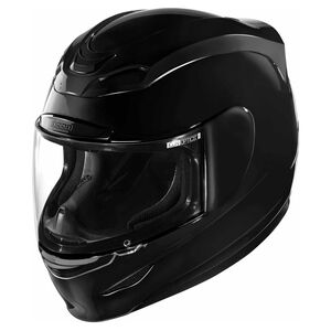 Icon Airmada Helmet - Solid Black / 2XS [Blemished - Very Good]