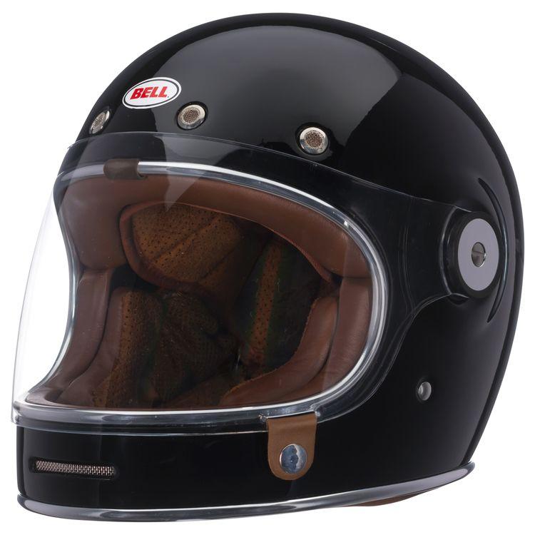 Bell Full Face Helmet >> Bell Bullitt Helmet Gloss Black