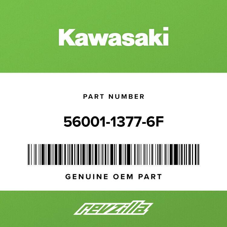 Kawasaki MIRROR-ASSY, RH, P.WHITE 56001-1377-6F