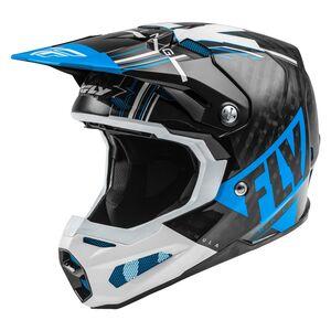 Fly Racing Dirt Formula Carbon Vector Helmet