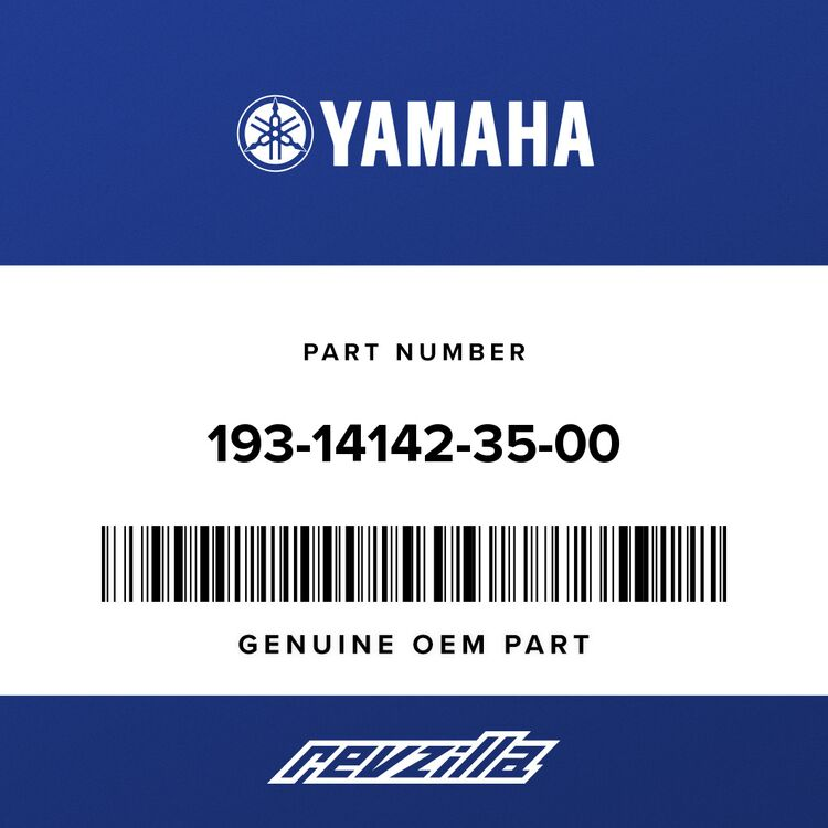 Yamaha JET, PILOT 35 193-14142-35-00