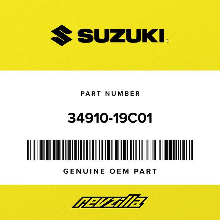 Suzuki CABLE, SPEEDOMETER 34910-19C01