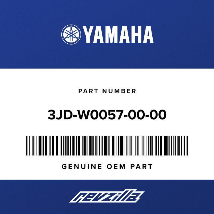 Yamaha PISTON ASSEMBLY, CALIPER 3JD-W0057-00-00