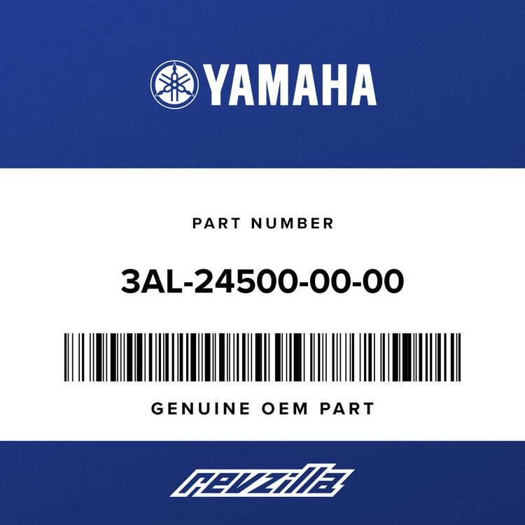 Yamaha FUEL COCK ASSEMBLY 1 3AL-24500-00-00