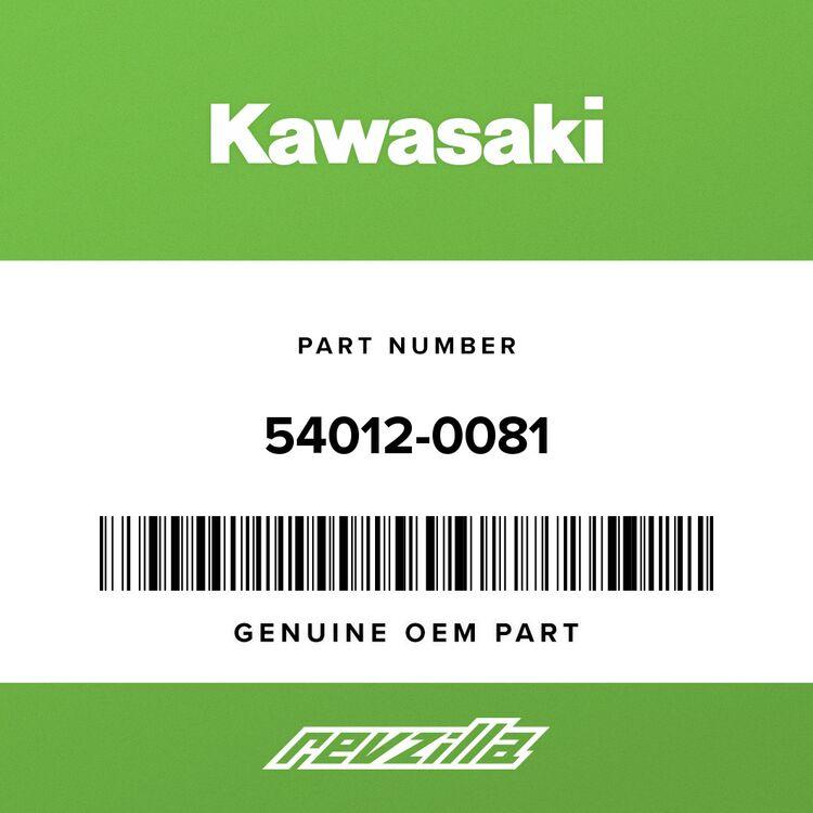 Kawasaki CABLE-THROTTLE, OPENIN 54012-0081