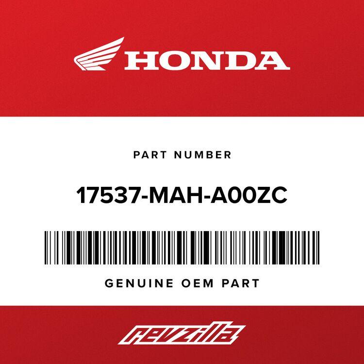 Honda STRIPE B, R. FUEL TANK (TYPE8) (NOT AVAILABLE) 17537-MAH-A00ZC