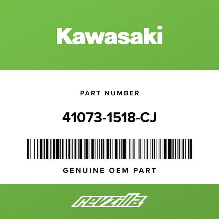 Kawasaki WHEEL-ASSY, FR, L.GREEN 41073-1518-CJ