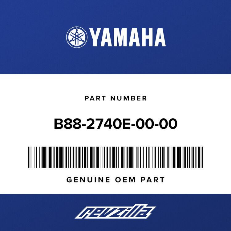 Yamaha BRACKET SUB ASSY (RI B88-2740E-00-00