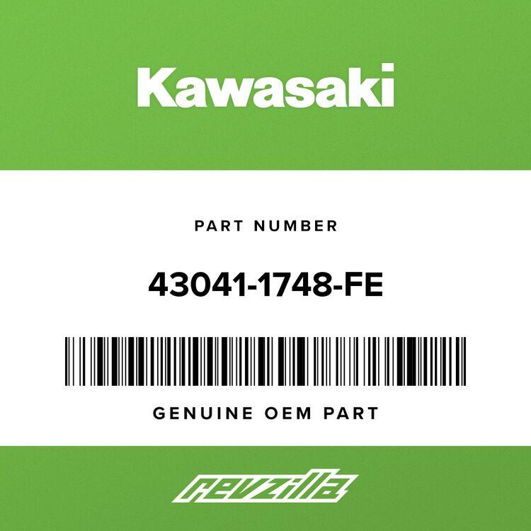 Kawasaki CALIPER-ASSY, RR, M.F.G 43041-1748-FE