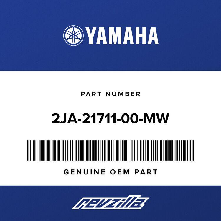 Yamaha COVER, SIDE 1 2JA-21711-00-MW