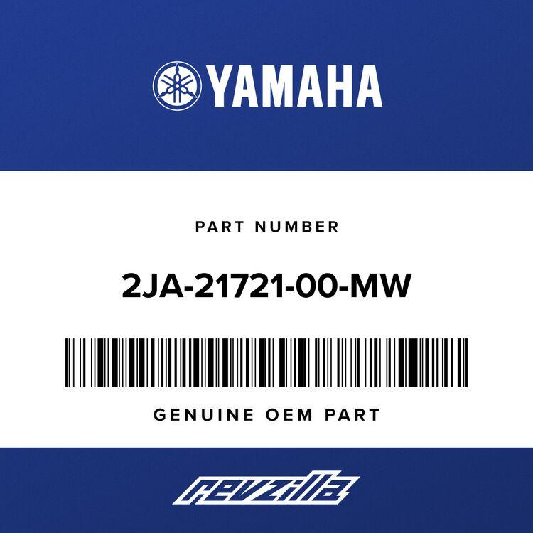 Yamaha COVER, SIDE 2 2JA-21721-00-MW