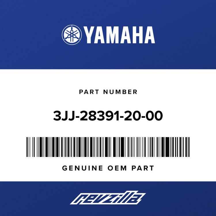 Yamaha GRAPHIC 1 3JJ-28391-20-00