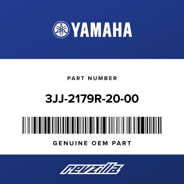 Yamaha PLATE, EPA 2 3JJ-2179R-20-00