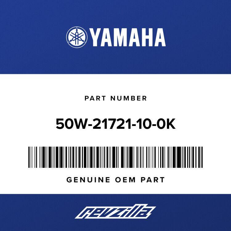 Yamaha COVER, SIDE 2 50W-21721-10-0K