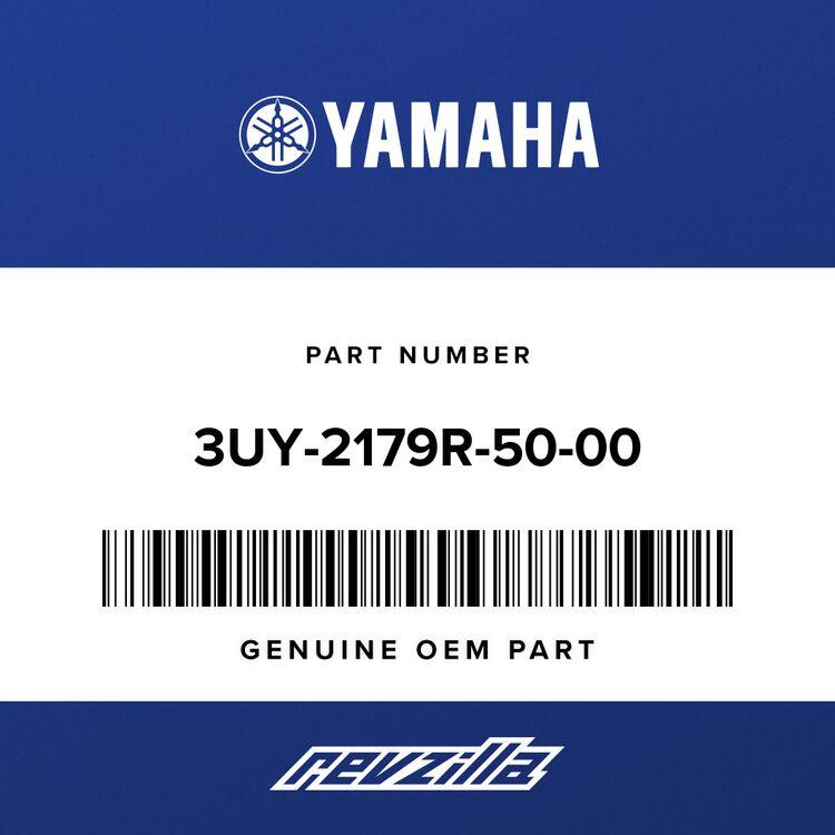 Yamaha PLATE, EPA 2 3UY-2179R-50-00