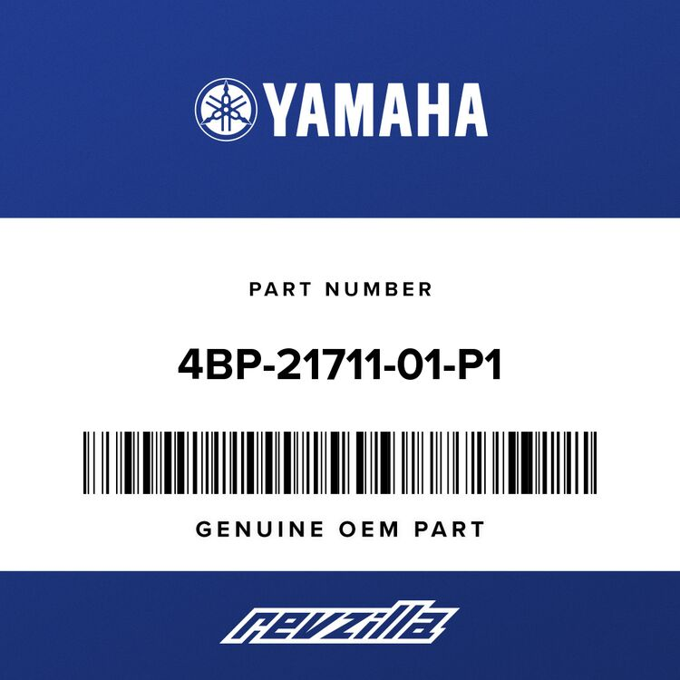 Yamaha COVER, SIDE 1 4BP-21711-01-P1