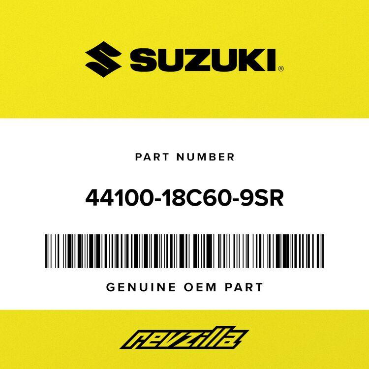 Suzuki TANK ASSY, FUEL 44100-18C60-9SR