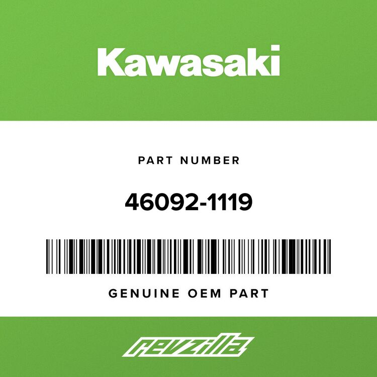 Kawasaki LEVER-GRIP, FRONT BRAKE 46092-1119