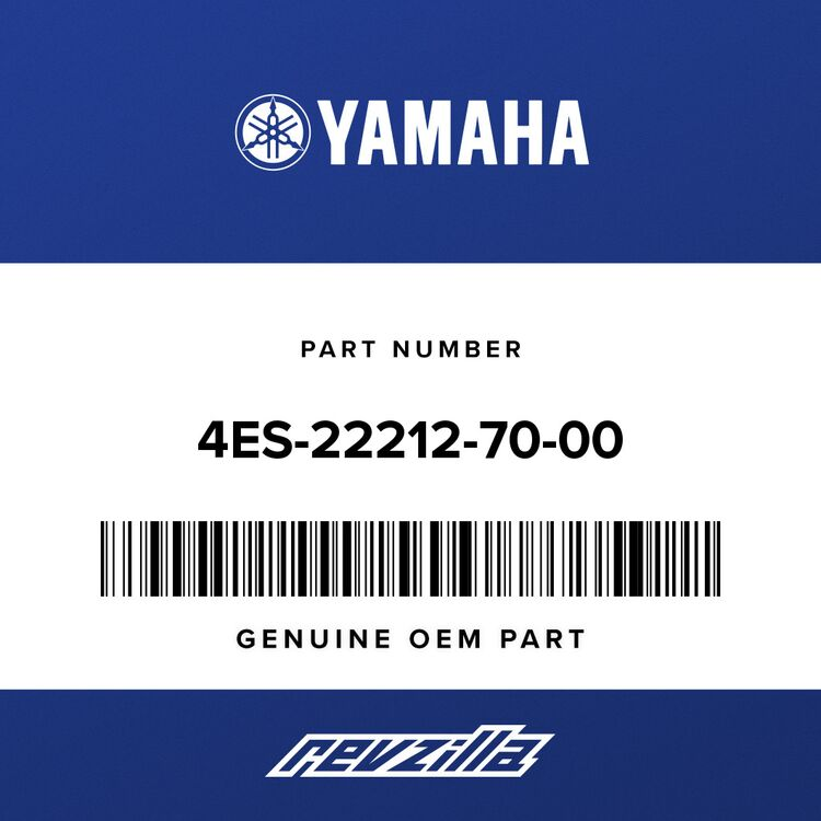 Yamaha SPRING (K=5.0) 4ES-22212-70-00